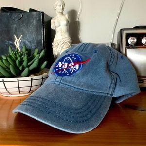 NASA Vintage Style Dad Hat